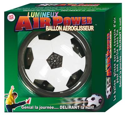 Air Power Ballon Aéroglisseur Lumineux_box