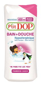Bain+Douche Framboise-Cassis