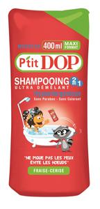 Shampooing 2en1 Ultra Demelant Fraise-Cerise