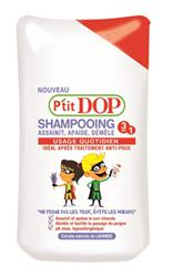 Shampooing 3en1 ideal traitement Anti-poux