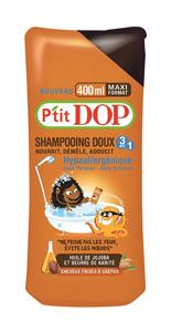 Shampooing Doux 3en1 Cheveux Crepus