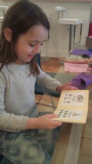 bilingue ecole enfant paris