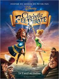 clochette pirate cinema enfants