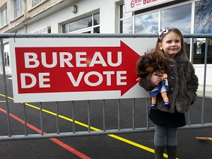 election municipale 2014 vote bureau