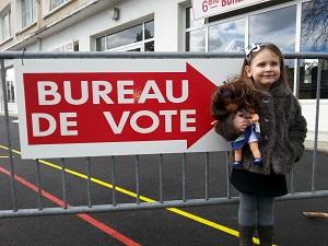 election municipale 2014 vote bureau