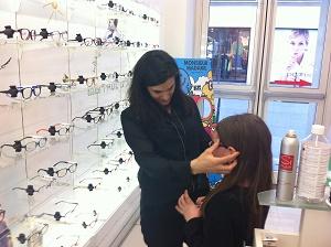 c4531c0d711d0e Mercredi 12 mars, je suis allée chez Lissac pour choisir ma paire de  lunettes.