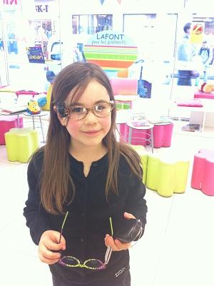 lissac lunette enfant optique