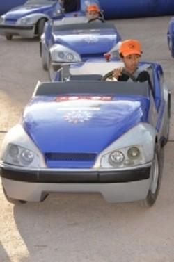 optic auto enfant