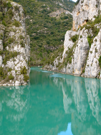 chemins du Lac