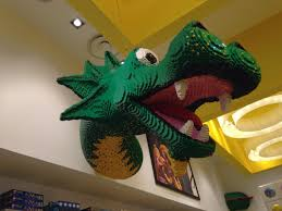 disney dragon lego jvc