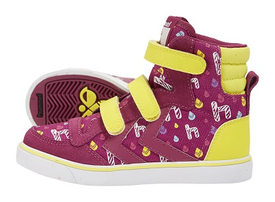 hummel jevouschouchoute jvc STADIL-JR-PRINT-HIGH_boysenburry_70euros