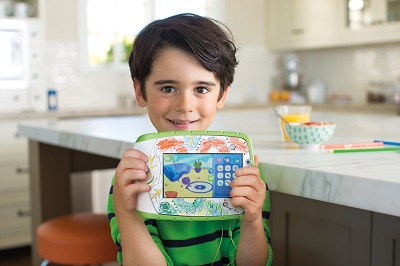tablette enfant leap pad jvc