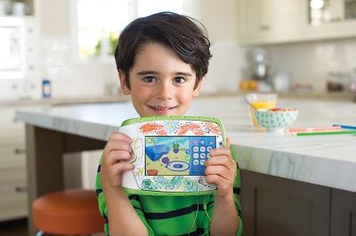 tablette enfant leap pad jvc