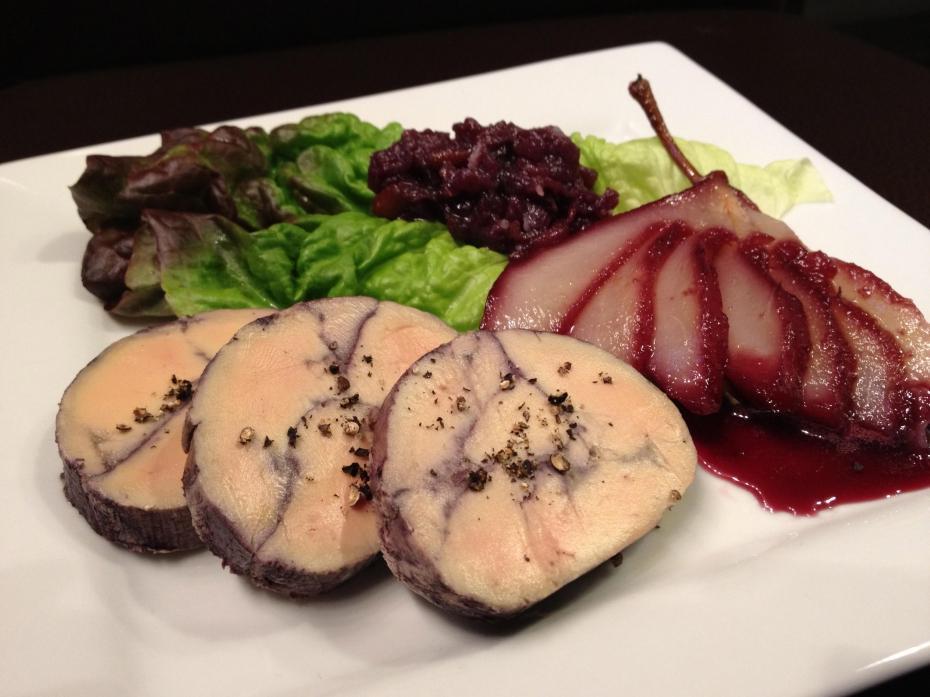 Manger du foie gras au son des trompettes du Capitole - Je