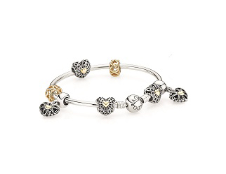 Bague argent femme manege a bijoux