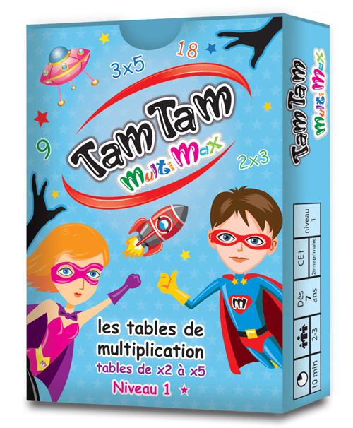 Tam Tam Multiplication Niveau 1