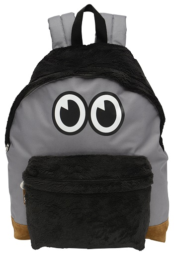 sac_HARLOW MONSTER GREY BLACK_jevouschouchoute_jvc