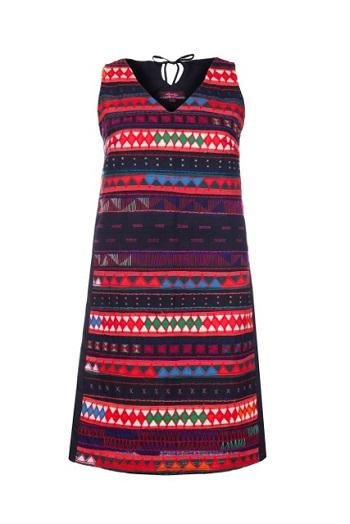 Les créateurs de l'Ouest robe Akha_jevouschouchoute_jvc