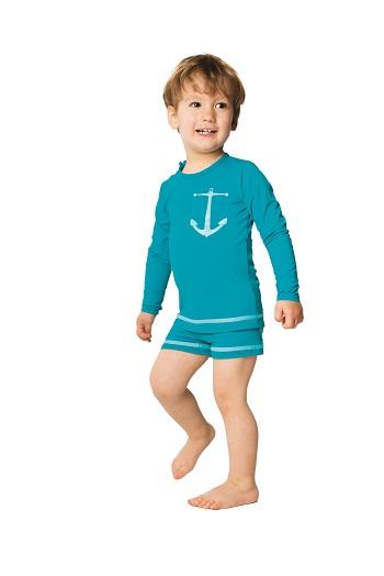 ultraviolettes_jevouschouchoute_jvc_Tee-shirt Pirate Lagon & shorty Mistigri Lagon
