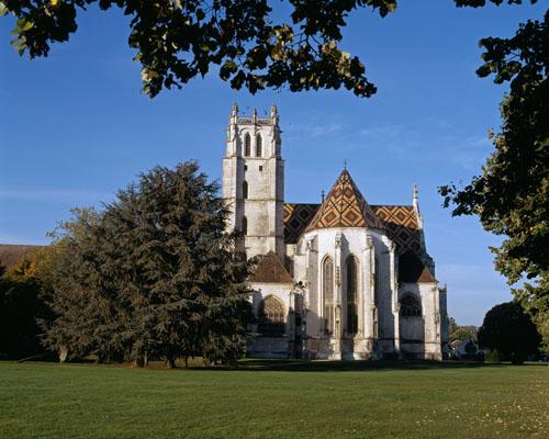 Monastère royal de Brou à Bourg-en-Bresse-jevouschouchoute.fr