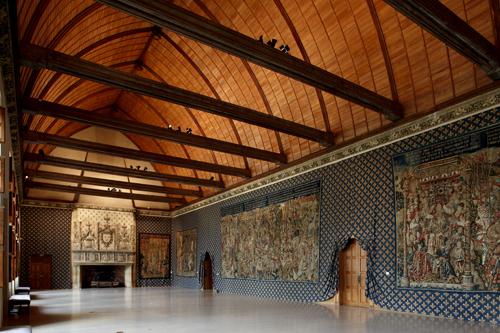 Palais du Tau, salle du Tau, dite aussi salle du Festin