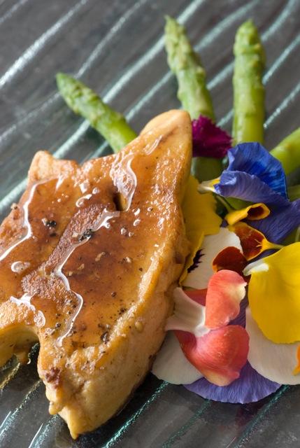 gastronomie _ COTE AZUR_ Crédit Photo La Cuisine des Fleurs Yves Terrillon