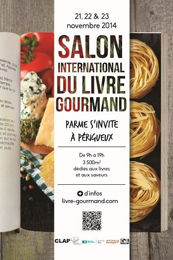 Salon international du livre gourmand p rigueux je - Salon du livre gourmand ...