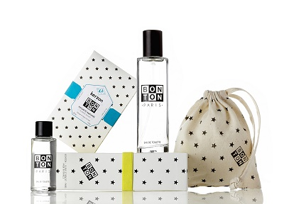 Bonton 50ml et 15ml + pochettes parfumées Kerzon-jevouschouchoute-jvc