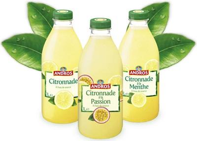 andros-jus de citron -jevouschouchoute-jvc