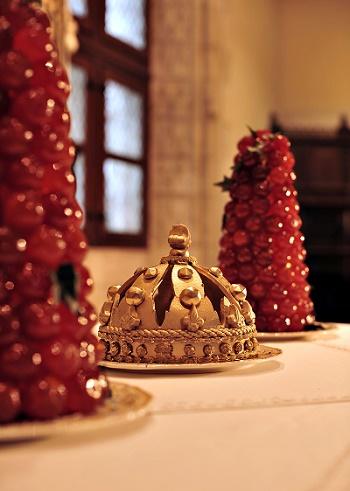 CENTRE VAL LOIRE-Table de Noel. Château d'Amboise© L. de Serre_jevouschouchoute