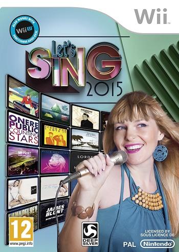 Let's Sing 2015 -jvc-jevouschouchoute