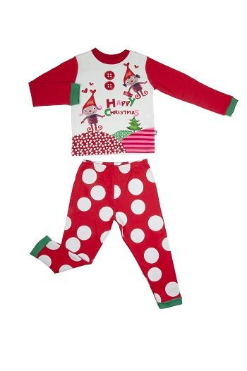 Petit Béguin HAPPY CHRISTMAS Pyjama fille 17,99€-jvc-jevouschouchoute