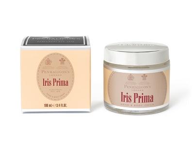 Iris Prima hand and body cream carton and jar_jevouschouchoute