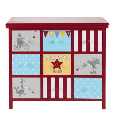Cabinet 9 tiroirs 251€40