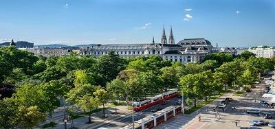 Vue de la Ringstrasse à Vienne qui fête en 2015 ses 150 ans.(Copyright : Wien Tourismus/Christian Stemper