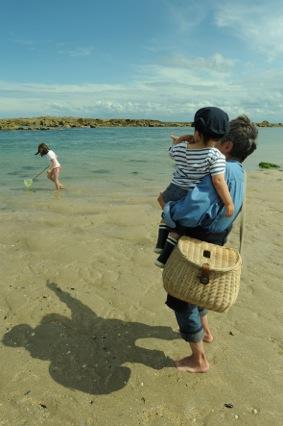 cotentin-jvc-jevouschouchoute-Hôtel des Isles - Pêche à Pied - Famille