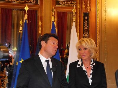 C Estrosi & D Serra