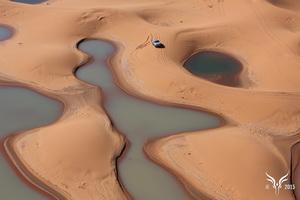 rallye des gazelles-jvc-jevouschouchoute-les dunes de merzouga