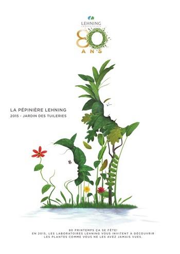 Le pouvoir des plantes au jardin des tuileries je vous for Au jardin info plantes