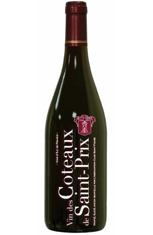 ventes-jvc-jevouschouchoute-Bouteille Vin des coteaux de Saint-Prix