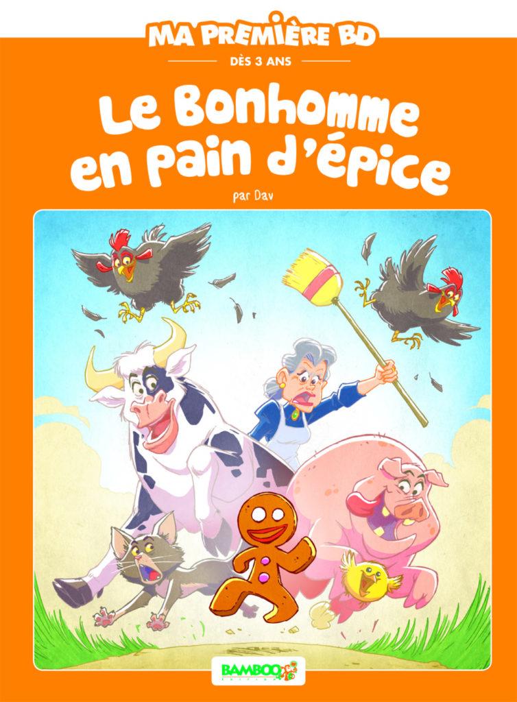BONHOMME PAIN D EPICE-N#30A
