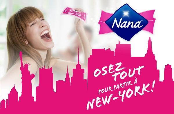 Visuel clé Pink Ticket NANA JVC