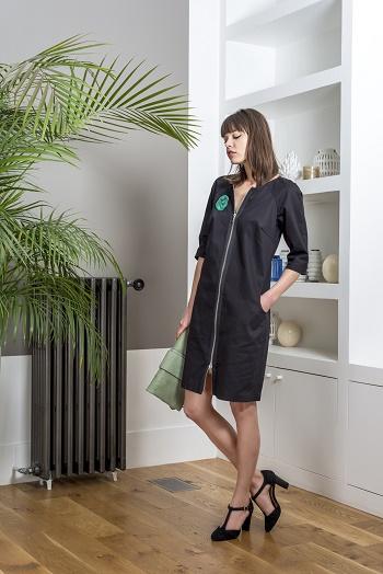 la salopette cousine de la petite robe noire je vous chouchoute. Black Bedroom Furniture Sets. Home Design Ideas