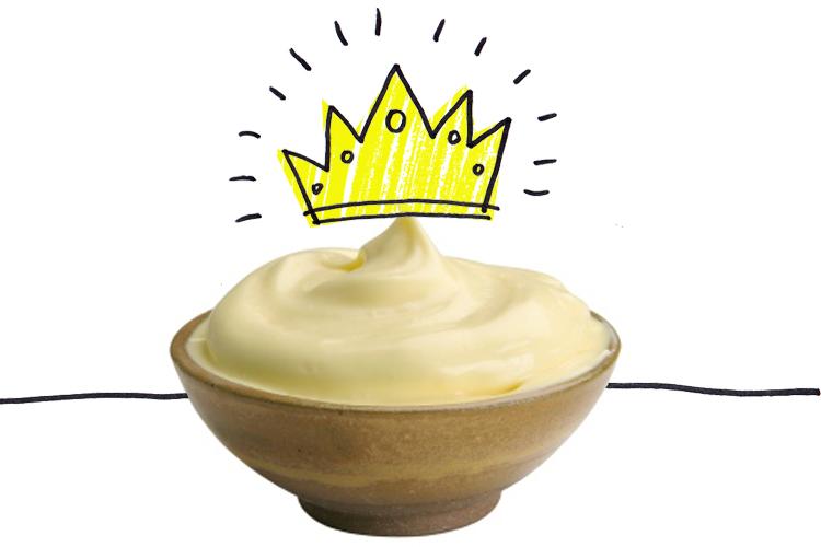 mayonnaise JVC