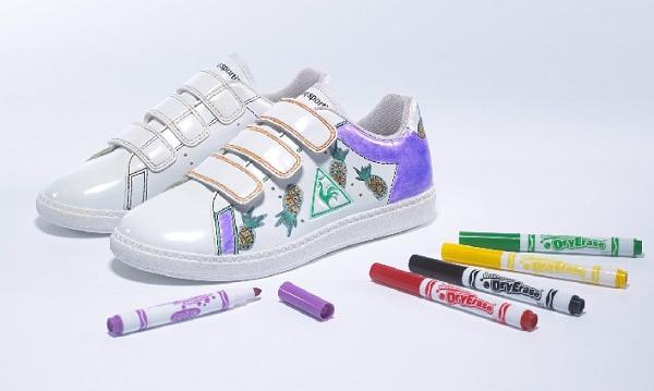 crayola-lecoqsportif-jvc-jevouschouchoute