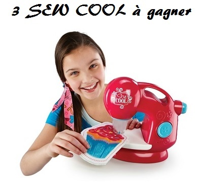 sew cool concours JVC