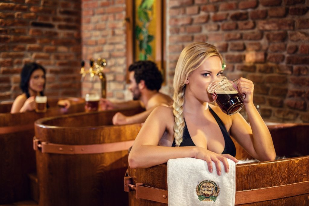 bains de bières JVC