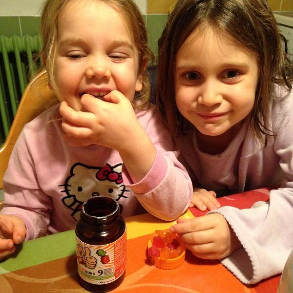vitamines -AZINC -santé- enfant malade