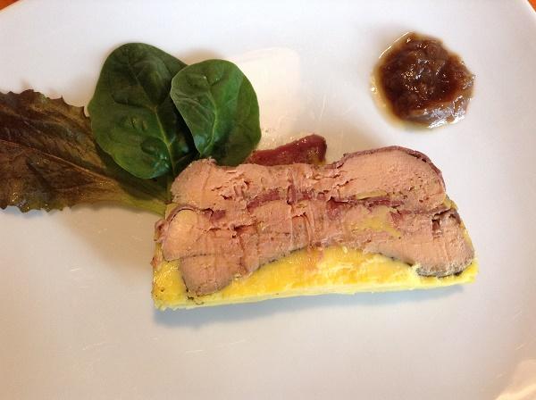 foie gras petites boîtes