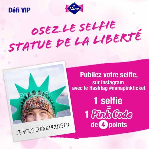DEFI-SELFIE_vip_Statue